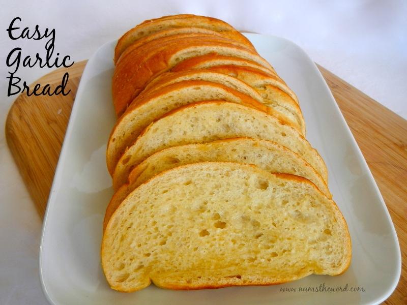 Easy Garlic Bread