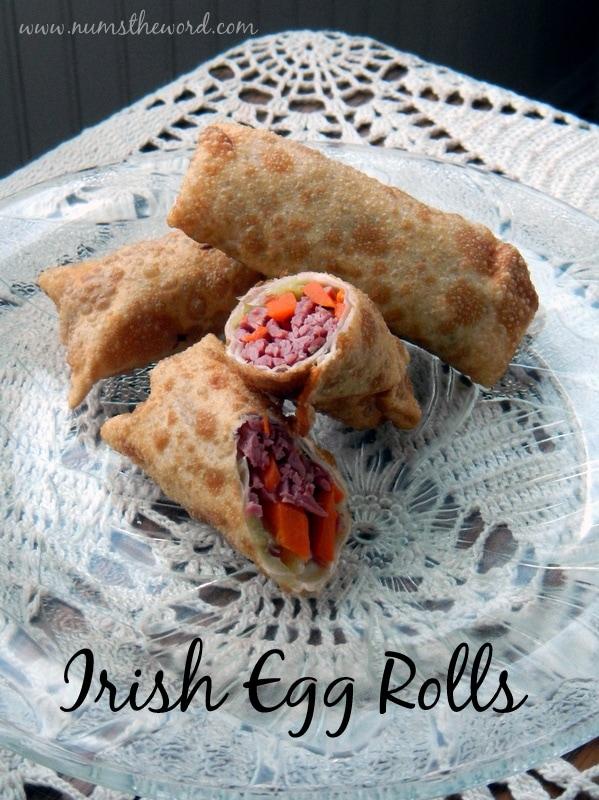 Irish Egg Rolls