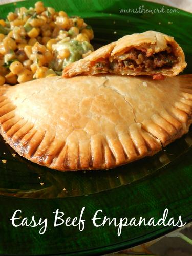 Easy Beef Empanadas Recipe — Dishmaps
