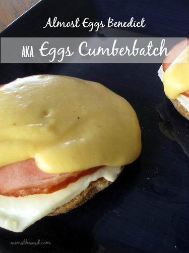 Almost Eggs Benedict