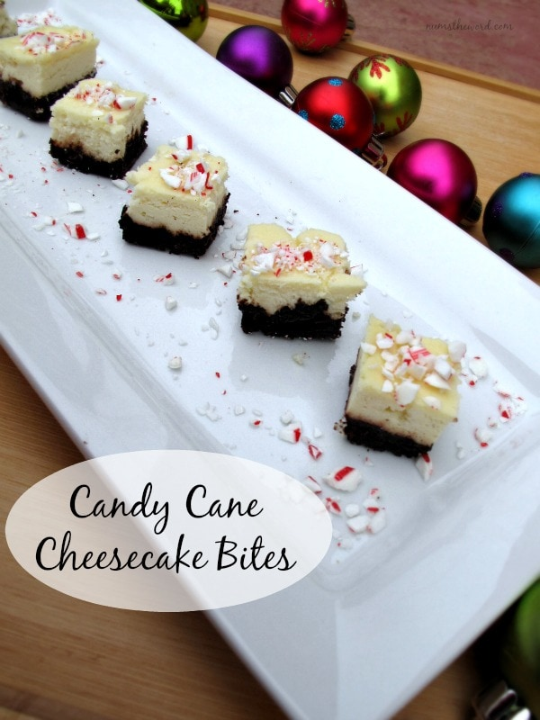 Peppermint Cheesecake Bites Recipes — Dishmaps