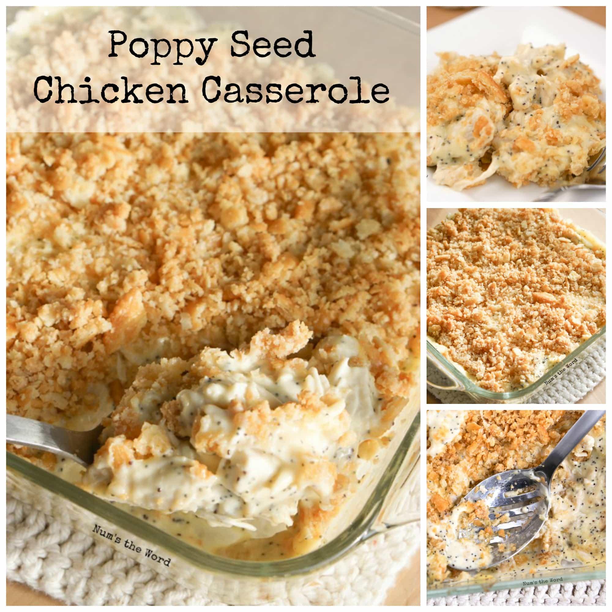 Poppy Seed Chicken