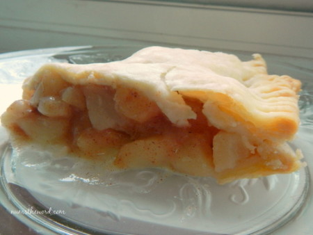 Easy Pear Pie