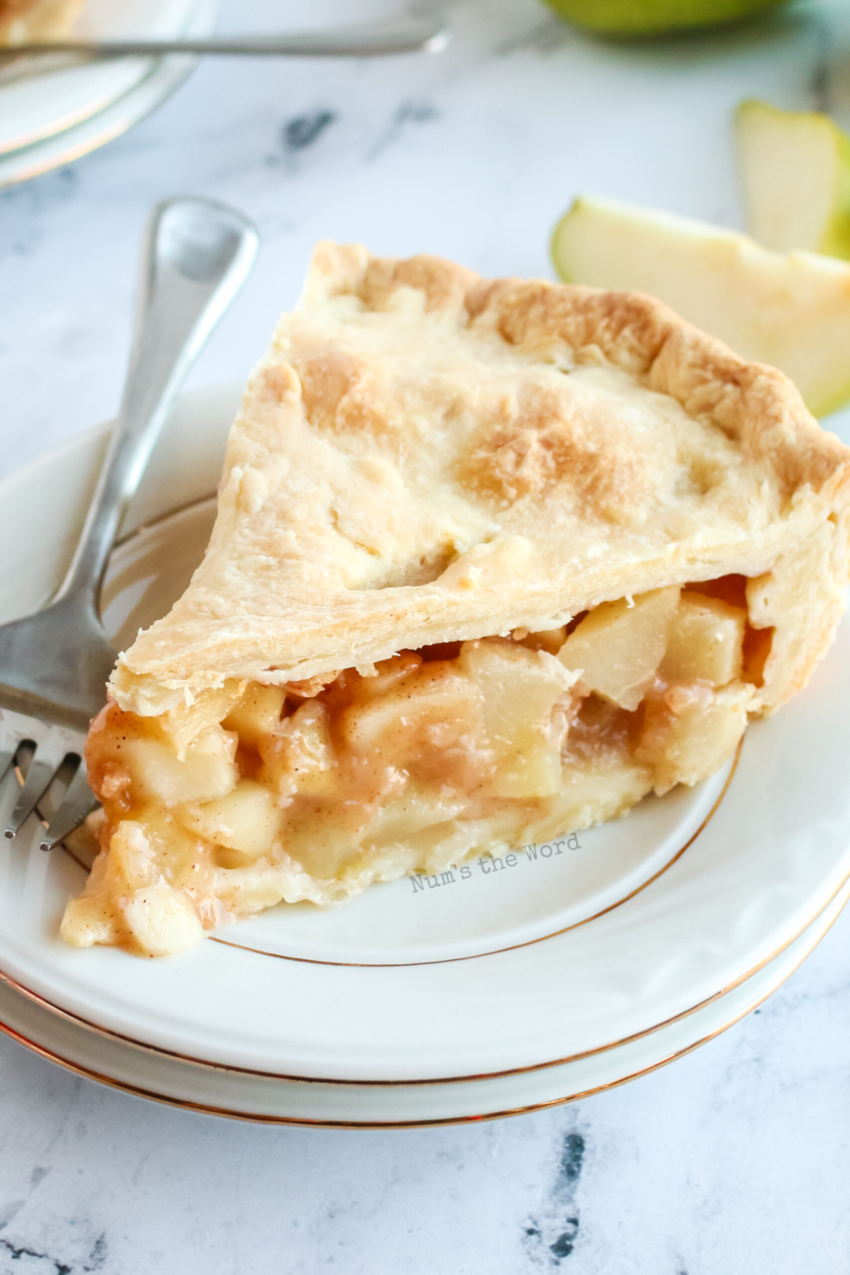 Pear Pie Num S The Word