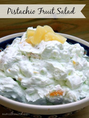 Pistachio Fruit Salad
