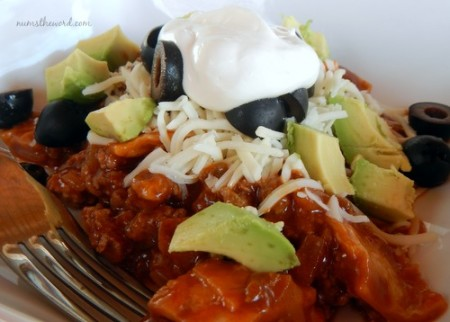 20 Minute Skillet Enchiladas