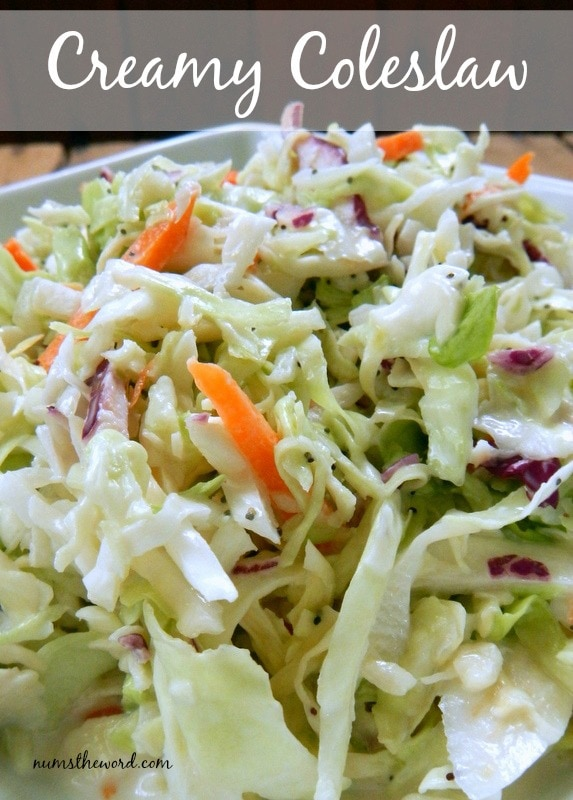 We love coleslaw. Our favorite restaurant coleslaw though has to be ...