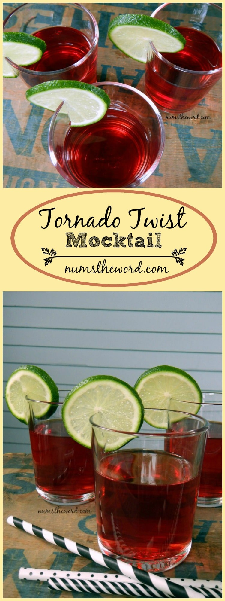 Tornado Twist Mocktail