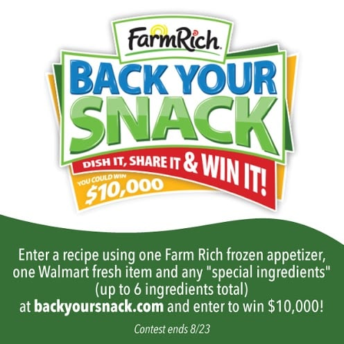 Farm Rich Contest