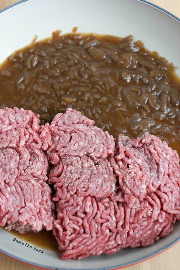 Salisbury Steak Casserole