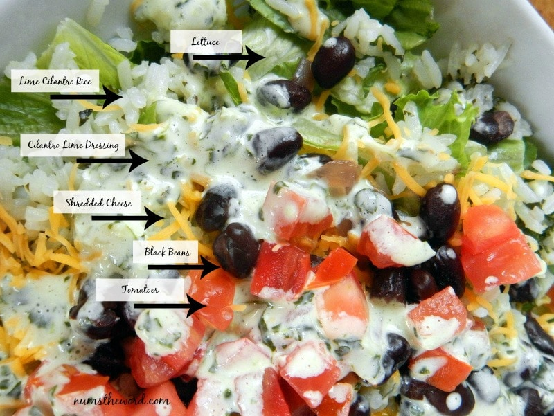 Easy Fiesta Salad