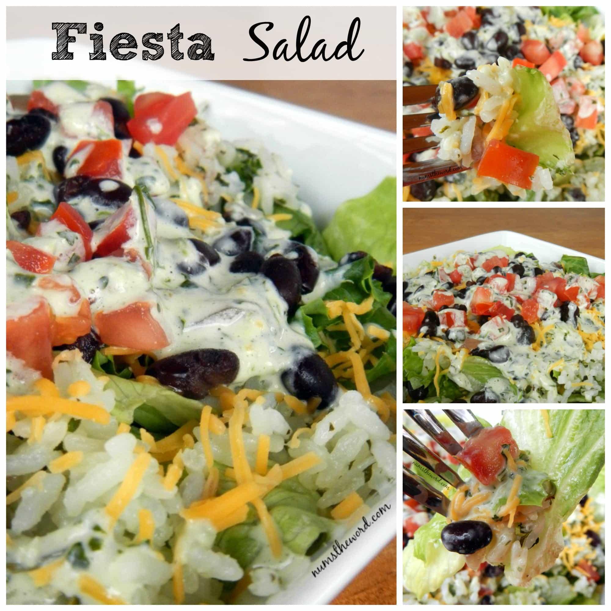 Easy Fiesta Salad