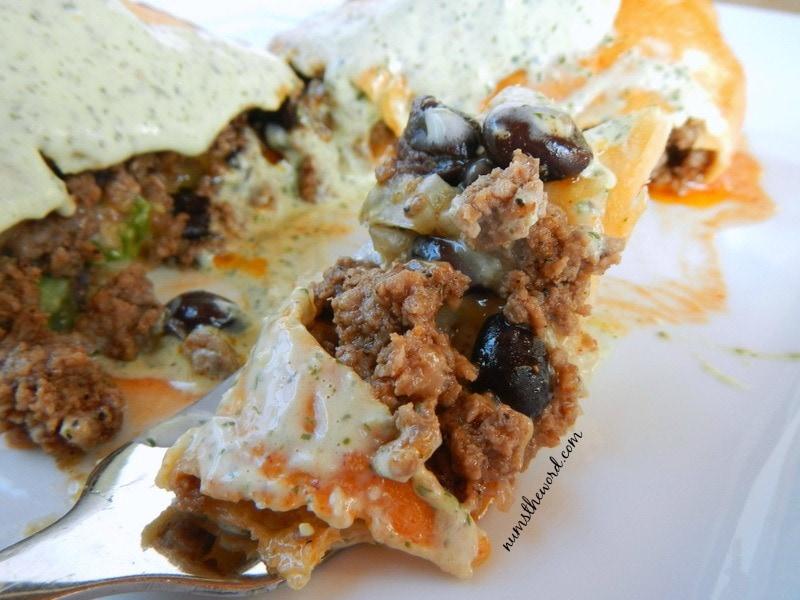 Baked Burritos