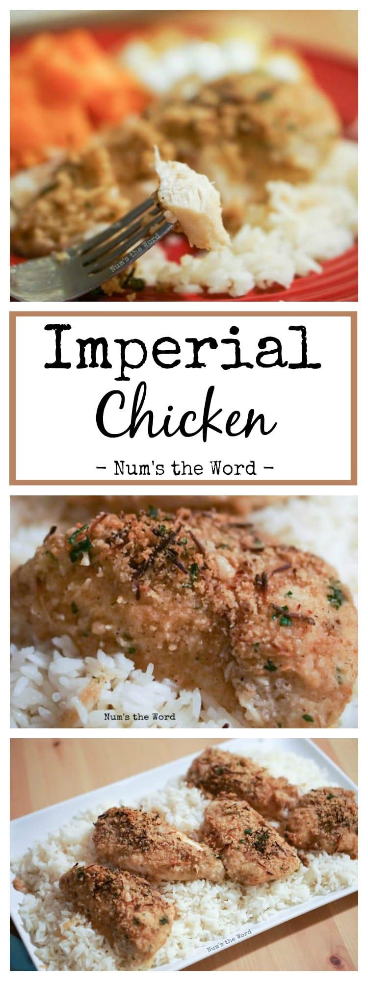 Imperial Chicken