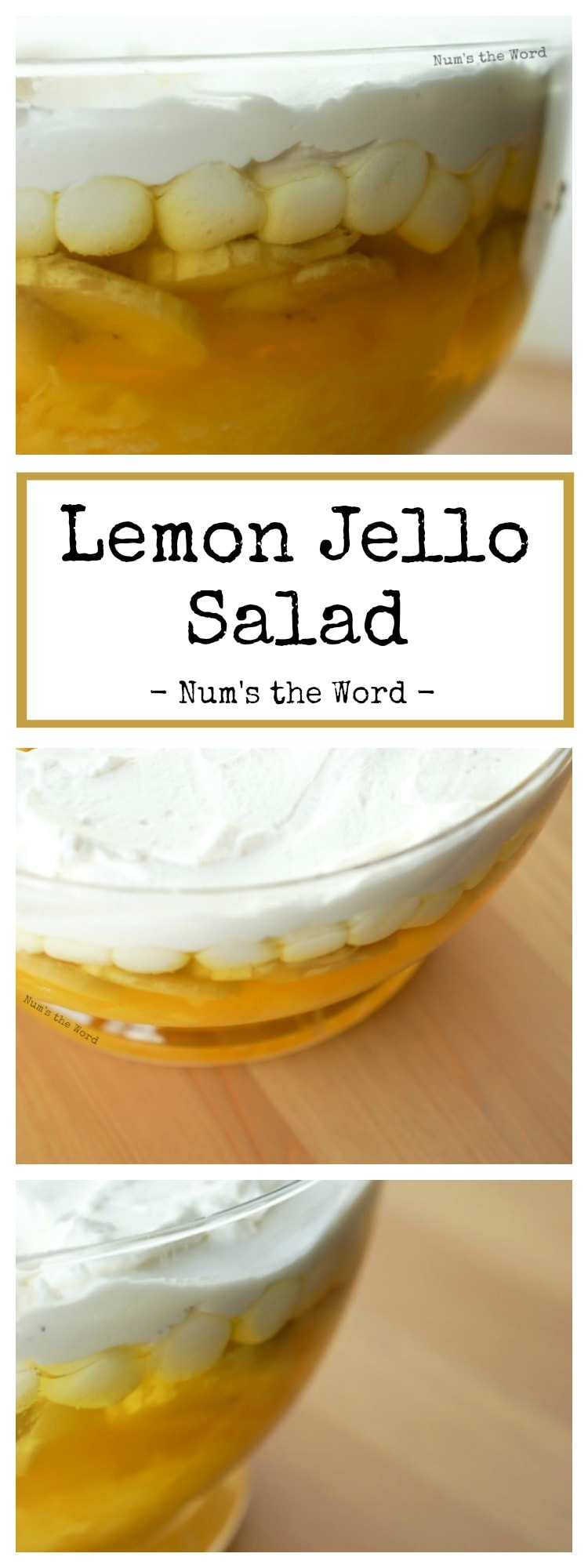 Lemon Jello Salad