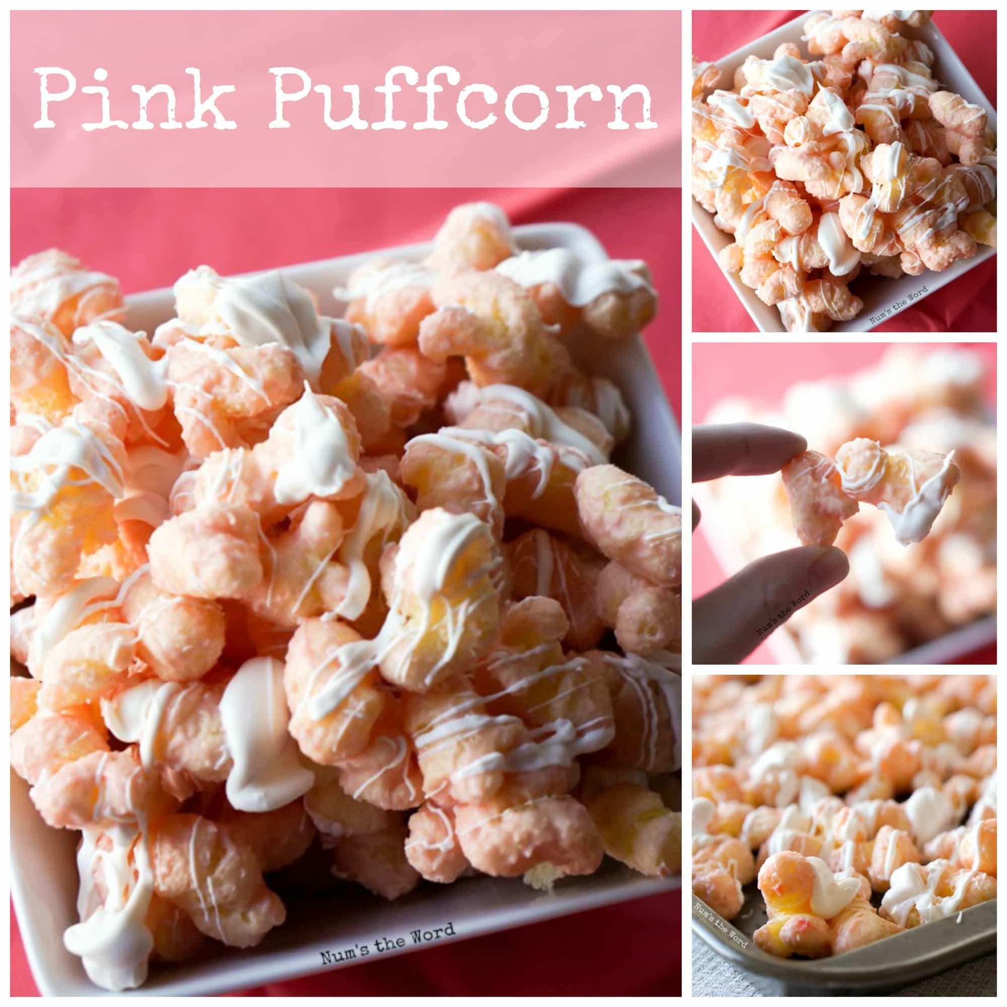 Pink Puffcorn