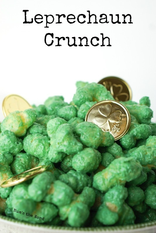 Leprechaun Crunch Num S The Word