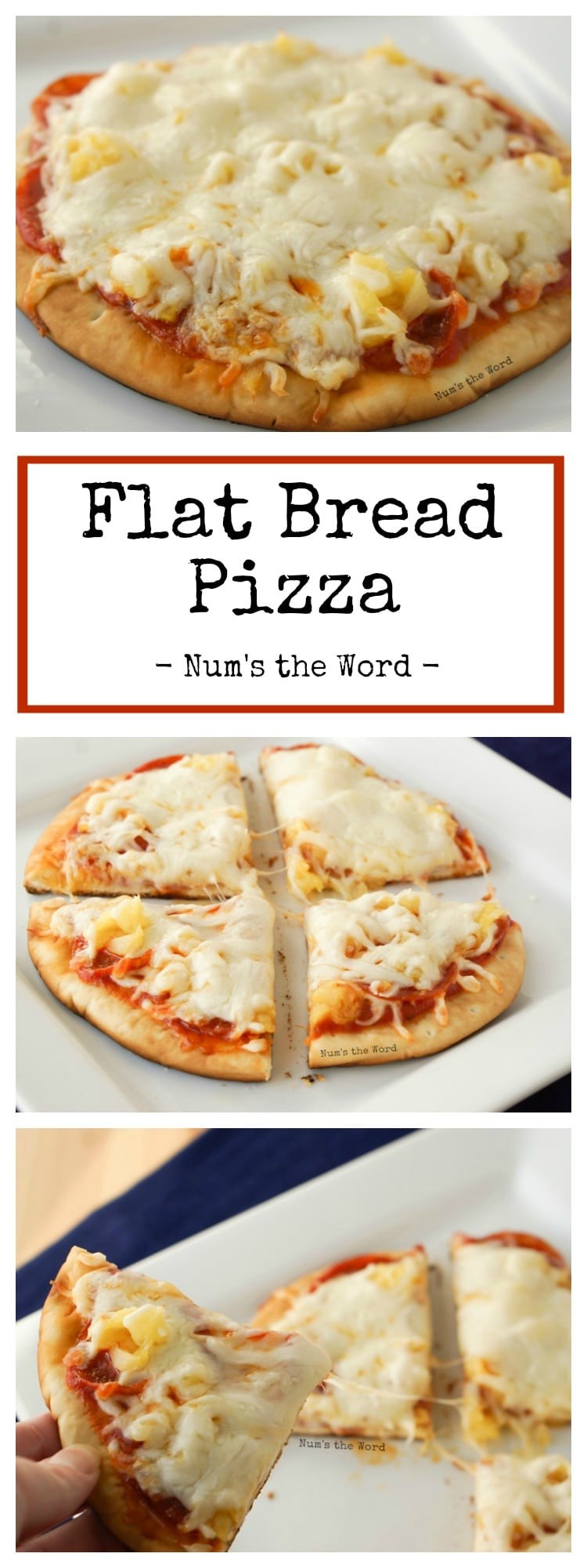 Flat Bread Pizza