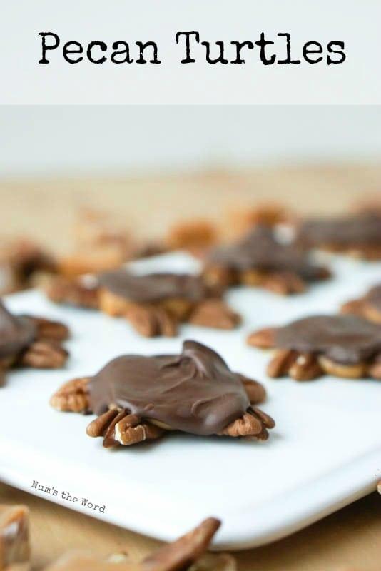 Pecan Turtles - Main image for recipe