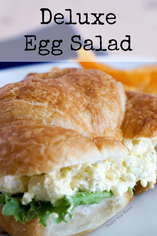 Deluxe Egg Salad - Main image for recipe