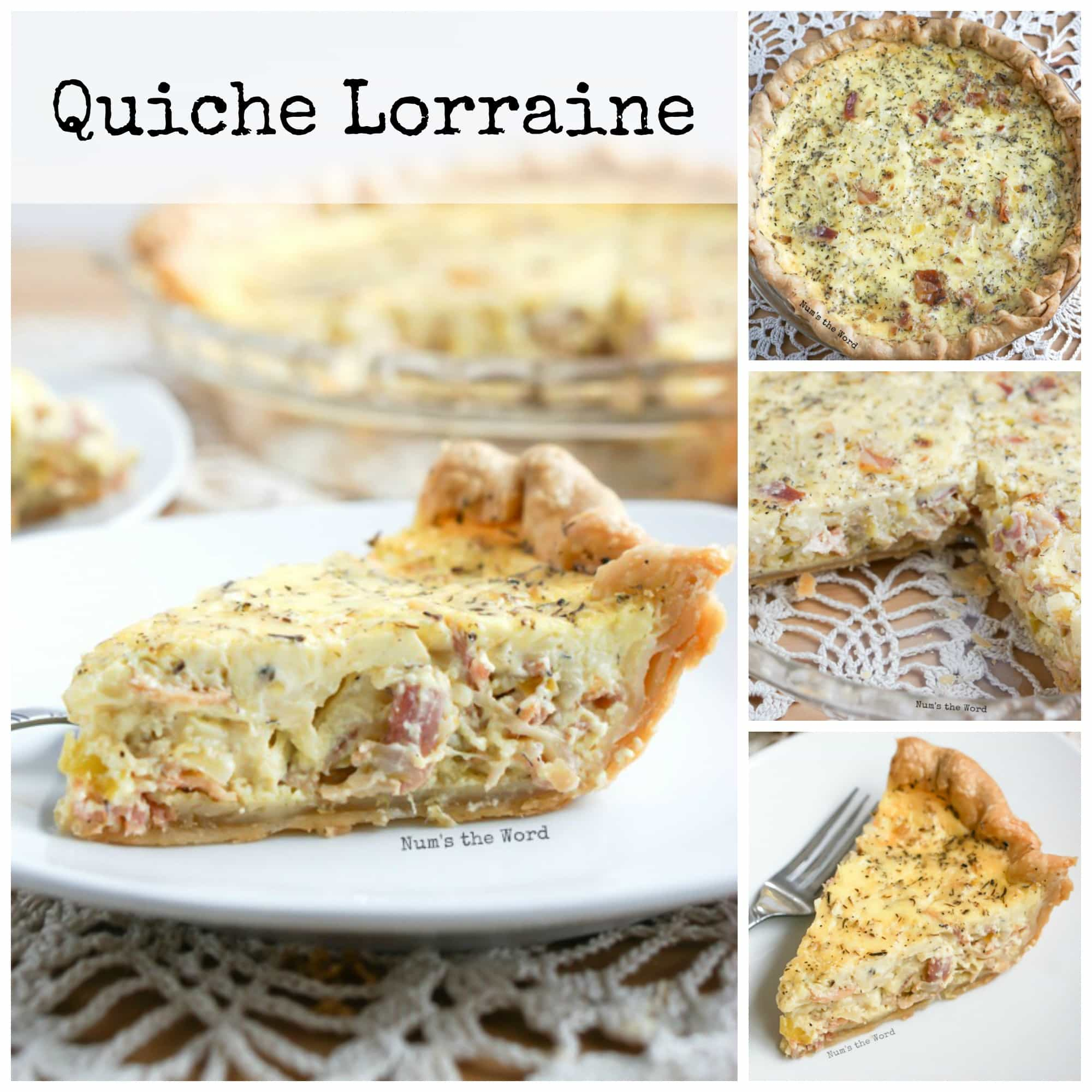 Quiche lorraine numstheword are you a quiche fan forumfinder Gallery