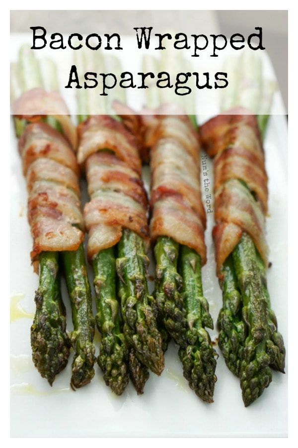Bacon Wrapped Asparagus - Main image for recipe of grilled asparagus