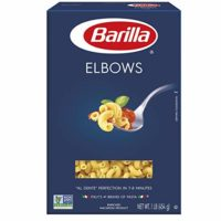 Barilla Pasta, Elbow, 16 Ounce