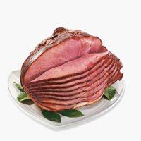 Hickory Farms HoneyGold Spiral Sliced Ham Serves 14-18