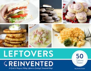 Leftovers recipe ideas