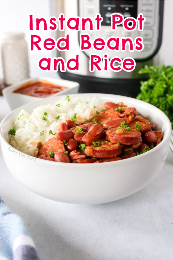 Main image of red beans and rice